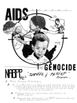 AIDS is GENOCIDE